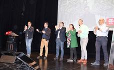 Presentación oficial de la candidatura del PSOE para las elecciones municipales en Burgos