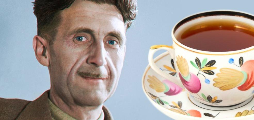 Cómo hacer el té perfecto según Orwell