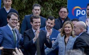 Casado sopesa que candidatos a alcaldías como Lacalle entren en listas del Senado