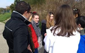 83 miembros de la Sección Juvenil de Cruz Roja de Castilla y León se citan en Miranda de Ebro