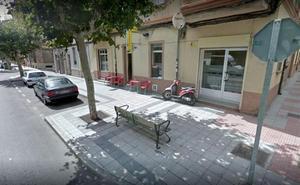 Un atracador, herido de bala tras enfrentarse armado con una pistola a agentes de la Policía Local de León