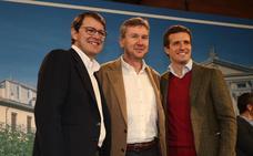 Javier Lacalle, número uno al Senado por el PP