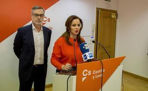 Ciudadanos cierra la lista de candidatos al Congreso por Castilla y León sin Silvia Clemente
