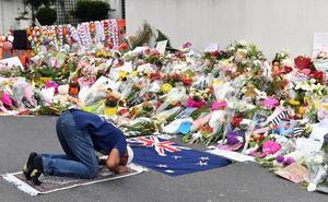 Entregan a familiares seis cuerpos de víctimas del atentado en Nueva Zelanda