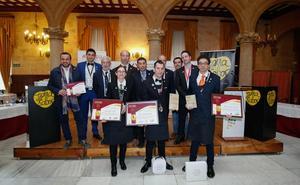 El burgalés Diego González gana el XXI Concurso Regional de Sumilleres