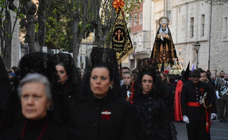 Cofradía de Nuestra Señora de la Soledad y de Santiago