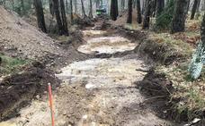 La excavación en La Pedraja se cierra sin hallar la fosa de mujeres represaliadas al inicio de la Guerra Civil