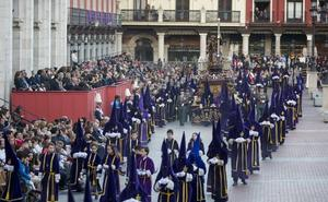 La Junta de Cofradías de Valladolid recibirá gratis previsiones las 24 horas a partir del Viernes de Dolores