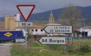 EH Bildu propone una consulta vinculante en Treviño sobre su anexión a Álava