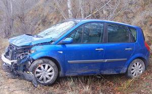 Investigan a un conductor por cuadruplicar la tasa de alcohol pemitida tras sufrir un accidente