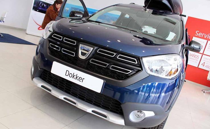 La Dokker de Dacia se convierte en tu vivienda