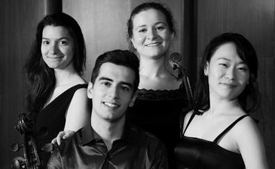 El Cuarteto Albéniz de Prosegur ofrece un concierto de música clásica en el MEH