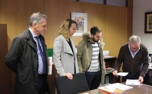 Nacarino-Brabo asegura que el 28-A es una «oportunidad histórica» para poner a Burgos «en el centro»