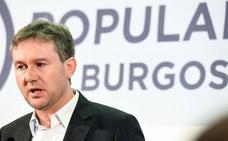 Lacalle: «Es un orgullo para Burgos poder tener voz en el Senado»