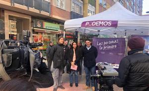 Pablo Fernández asegura que «en Castilla y León está germinando una primavera de cambio»