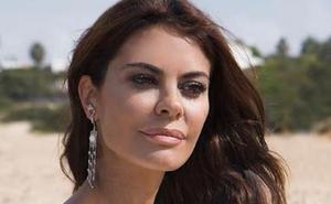 La ex Miss España María José Suárez, detenida en Barajas