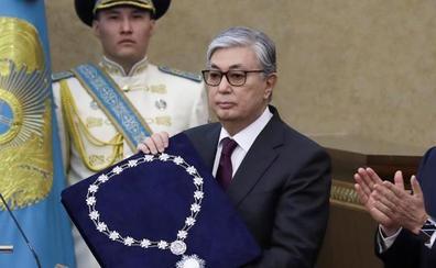La cacicada de poner a la capital el nombre del Nazarbáyev provoca protestas en Kazajstán
