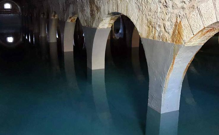 El depósito del Cerro de San Miguel celebra una jornada de puertas abiertas