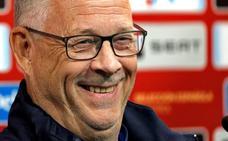 Lagerbäck cree que España tiene «mejores jugadores que en 2008»