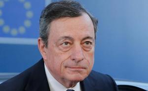 Draghi apremia al sector privado ante el 'brexit'