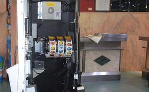 La Guardia Civil desarticula un grupo especializado en robos de máquinas recreativas