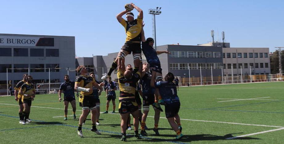 El UBU Colina Clinic da un paso firme hacia el play off