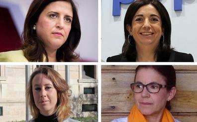 Ocho de las diez candidaturas al Congreso presentadas en Burgos están lideradas por mujeres