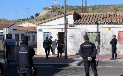 Cuatro detenidos por la plantación de marihuana en el barrio Girón de Valladolid