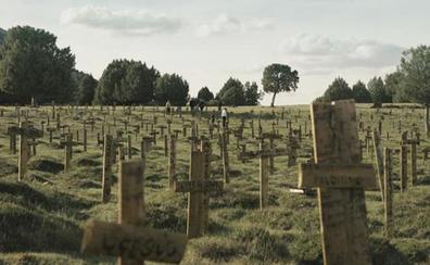 La Fundación Caja de Burgos proyecta 'Desenterrando a Sad Hill'