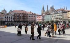 Burgos vive un invierno más cálido de lo normal y escaso en lluvias