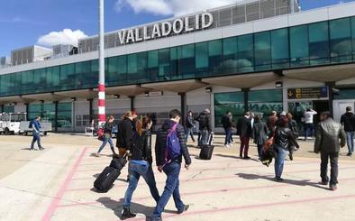 Los aeropuertos de Castilla y León apuestan este verano por los clásicos: Baleares, Canarias, Barcelona, Málaga y Sevilla