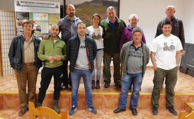 Los cazadores de la Demanda y Grefa, unidos para mostrar su colaboración tras la polémica de la caza en Castilla y León