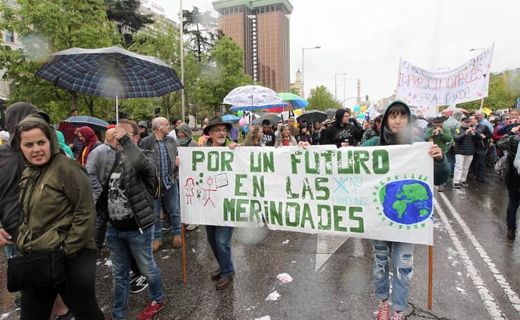 Burgos se suma a la manifestación en Madrid por la España Vaciada