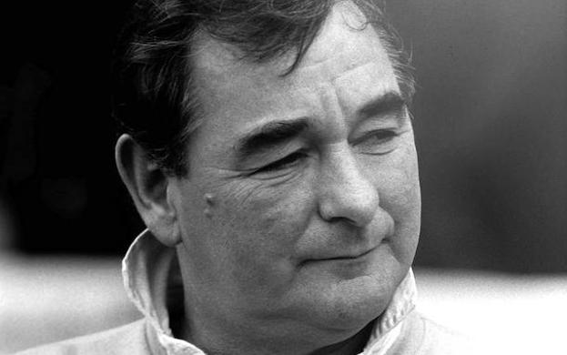 Nigel y Brian Clough