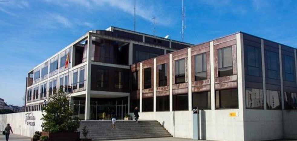 Detenido en Burgos por robar en un locutorio tras agredir a un trabajador