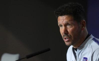 Simeone: «Confío a muerte en Costa y deseo, quiero, espero, que siga el año que viene»
