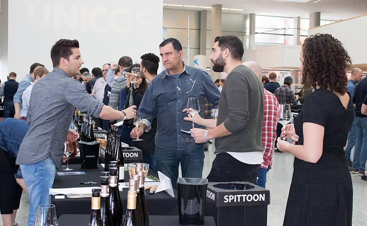 Burgos acoge la Feria 'El alma de los vinos únicos', con 124 bodegas internacionales y más de 750 caldos