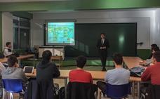La UBU y la Fundación Caja Burgos preparan a estudiantes de Ingeniería para crear su empresa