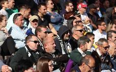 El Burgos CF pone a la venta 300 entradas del partido ante Unionistas en Salamanca