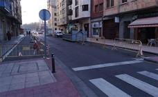 El Ayuntamiento de Miranda destina más de 20.000 euros a las obras de la calle Río Ebro