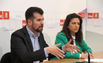Tudanca lamenta que a Cs le hayan entrado «las prisas» con el HUBU y recuerda que había un acuerdo de la oposición