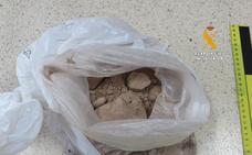 Cuatro detenidos en Salamanca con dos kilos de heroína cortada para su venta al menudeo