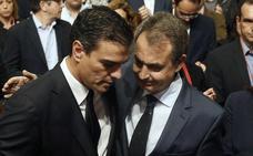 El PSOE prepara un gran mitin en León con Zapatero y Sánchez el 9 de abril