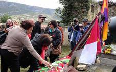 La Asociación de Represaliados de Valdenoceda trabaja en una tercera identificación para el homenaje anual