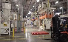 Grupo Antolin alcanza unas ventas de 5.425 millones y abre una nueva planta en México