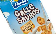 La justicia da la razón a La Flor Burgalesa en el caso de las galletas de dinosaurio