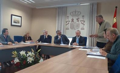 El IGN entrega los informes de mejora de la delimitación municipal entre Cantabria y la provincia de Burgos
