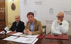 La Diputación anuncia obras en la colegiata de Valpuesta y la reforma de la carretera del pueblo