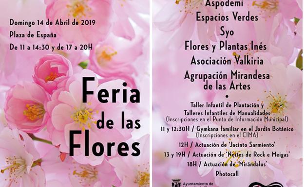 La Plaza de España de Miranda acoge el 14 de abril la Feria de las ...