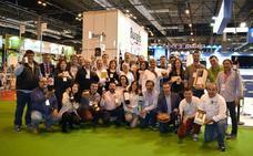 Burgos Alimenta desembarca este lunes en el Salón de Gourmets con 34 empresas